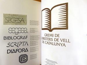 Gremi de llibreters de vell de Catalunya