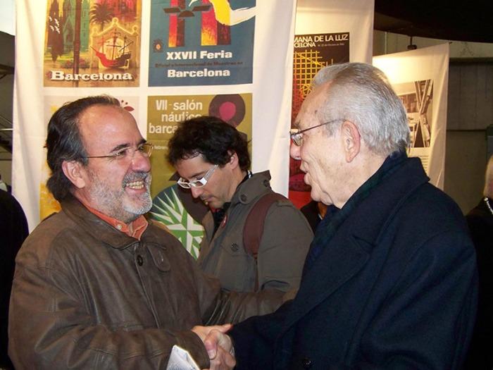 Exposició d'Amand Domènech. 2009