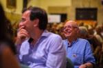 Carles Catalàn en l'acte de presentació