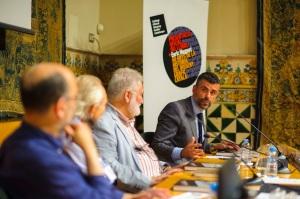 Intervenció del conseller de Cultura